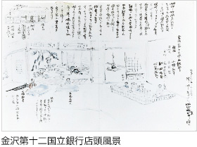 Work 北陸銀行の仕事 株式会社...